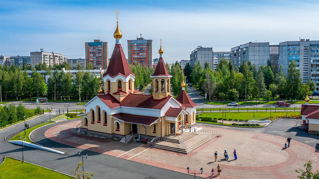 Церковь целителя Пантелеймона