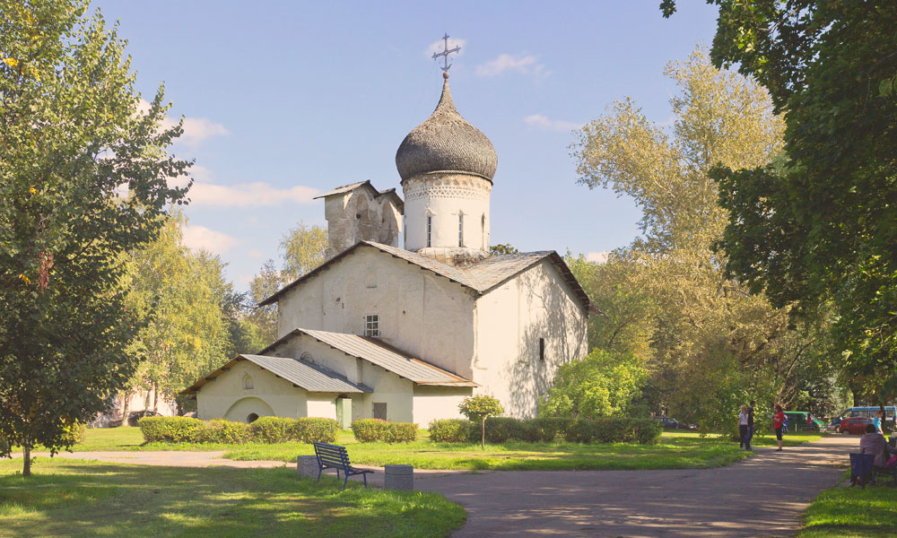 Церковь Николая Чудотворца со Усохи