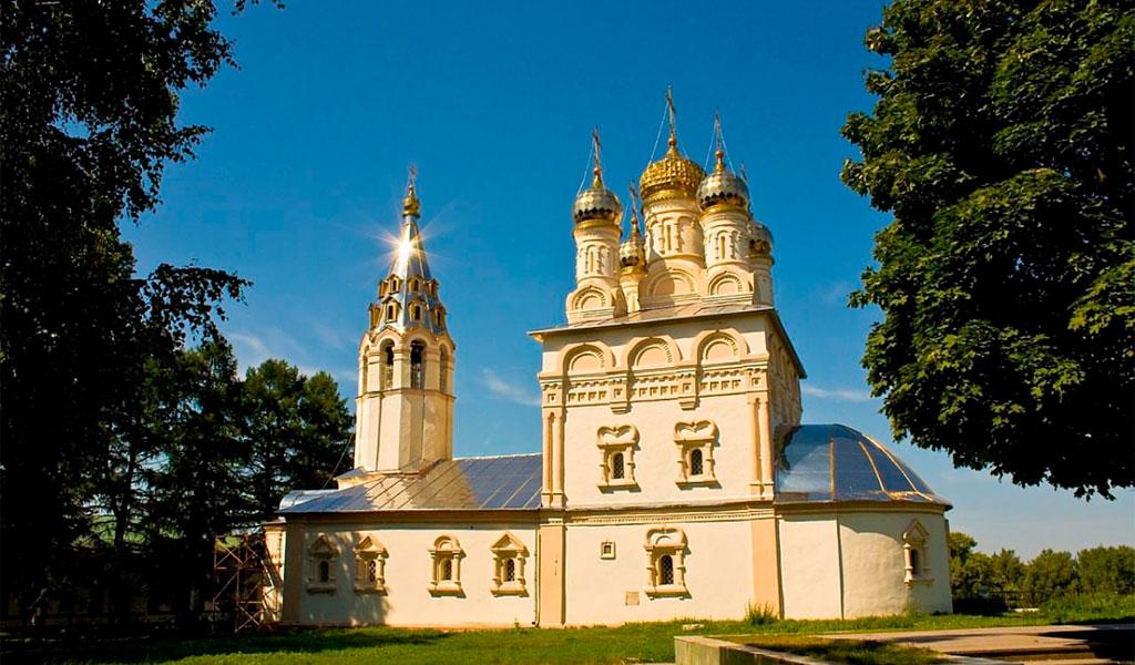 Церковь Спаса на Яру