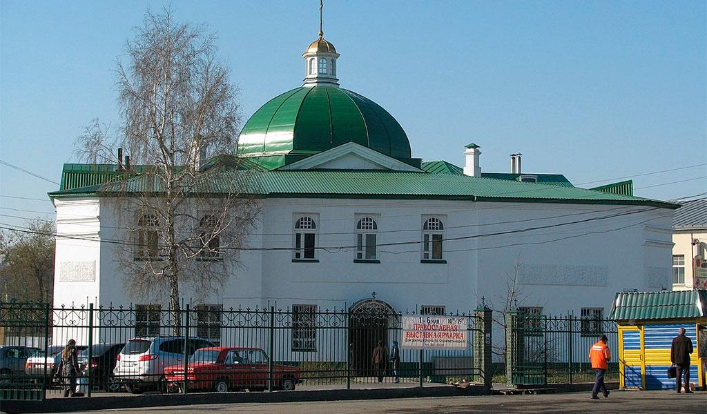 Церковь Святого Дмитрия Ростовского