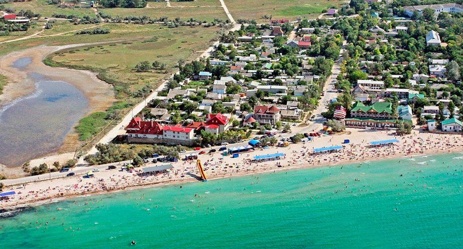 достопримечательности Черноморского