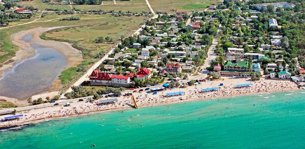 22 достопримечательности Черноморского, которые стоит увидеть