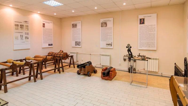 Галерея промышленной истории