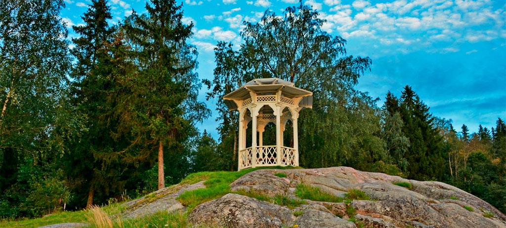 Городской парк «Ваккосалми»