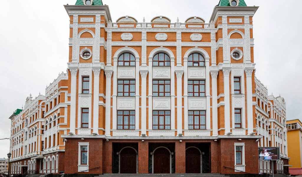 Марийский театр оперы и балета