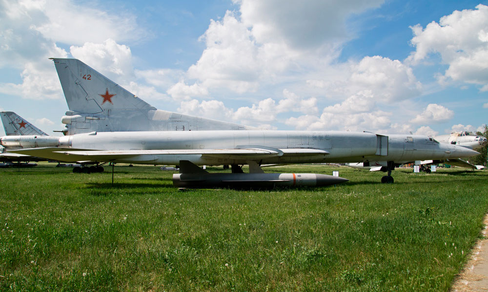 Музей дальней авиации на авиабазе в Дягилево