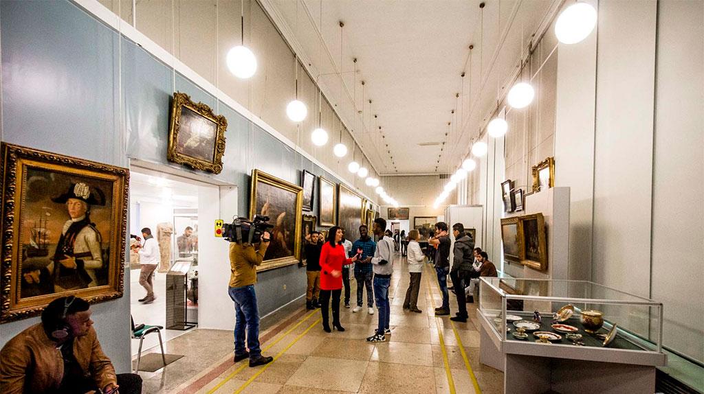 Музей искусств имени Машкова