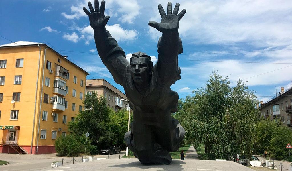 Памятник МихаилуПаникахе