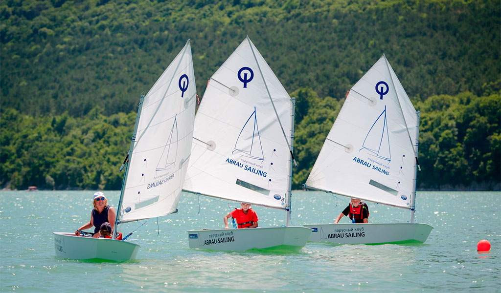 Парусный клуб Abrau Sailing