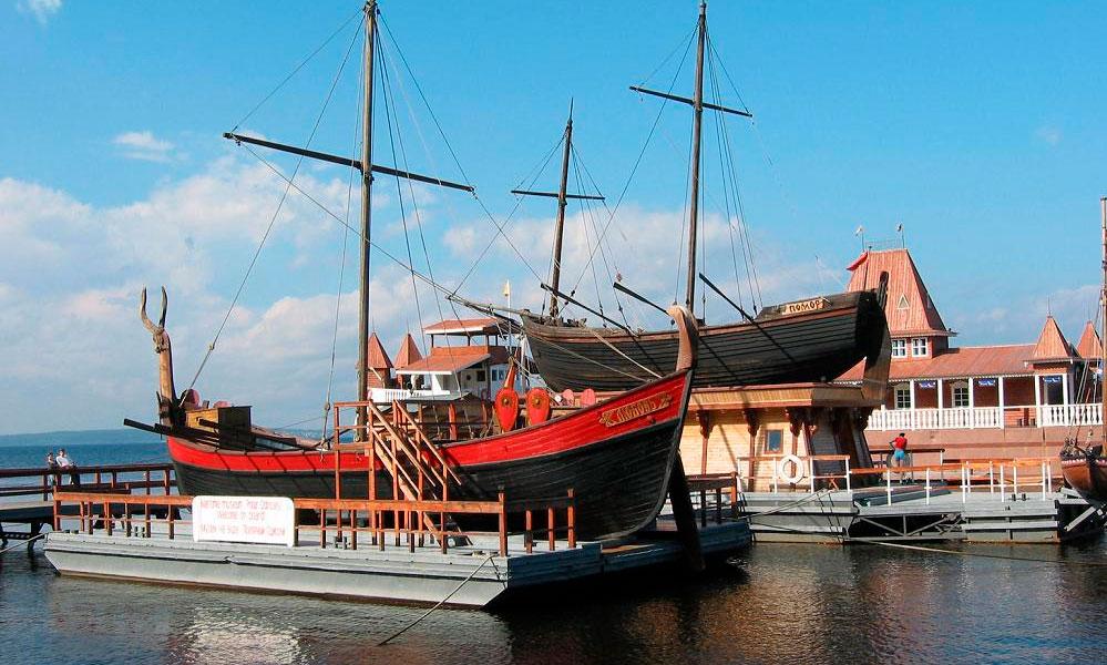 Полярный Одиссей. Морской историко-культурный центр