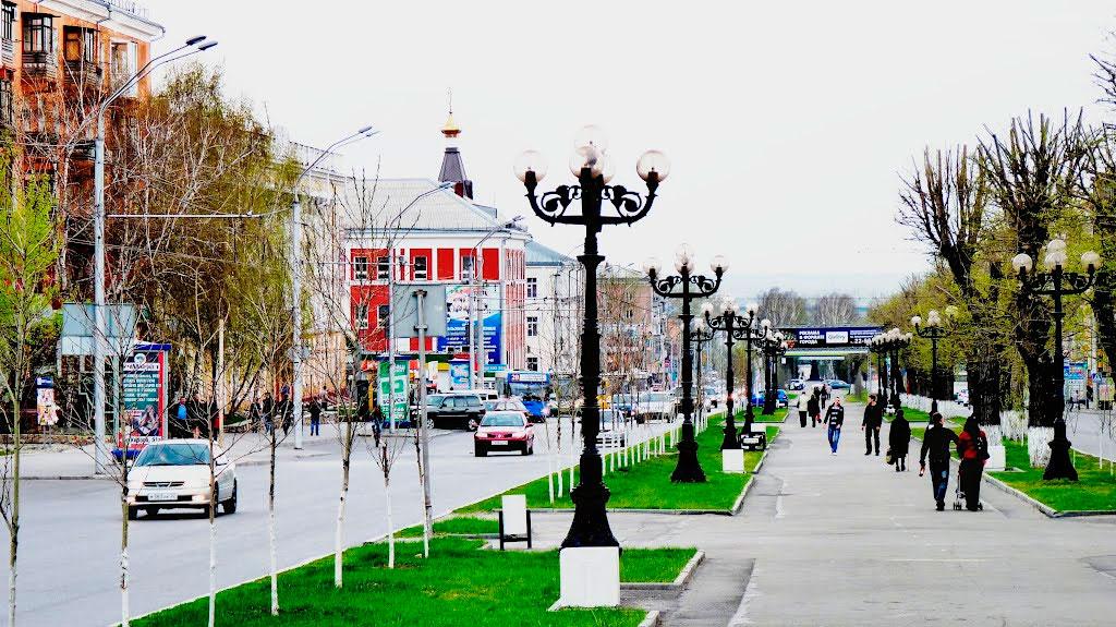 Проспект им. В.И. Ленина