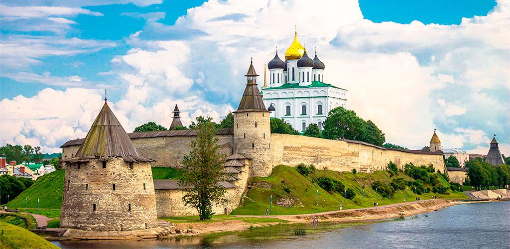 38 достопримечательностей Пскова, рекомендованных к посещению