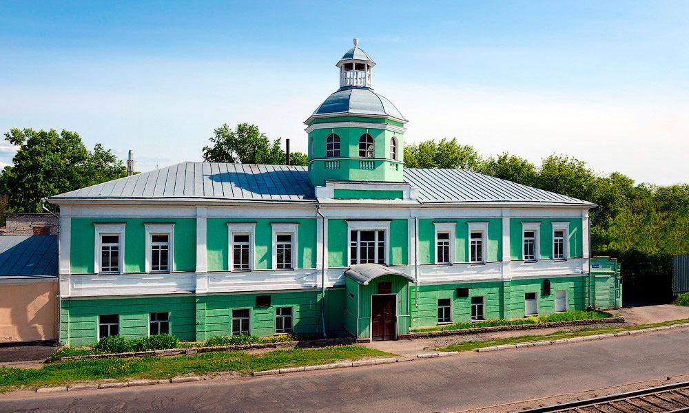 Здание Канцелярии Колывано-Воскресенских заводов