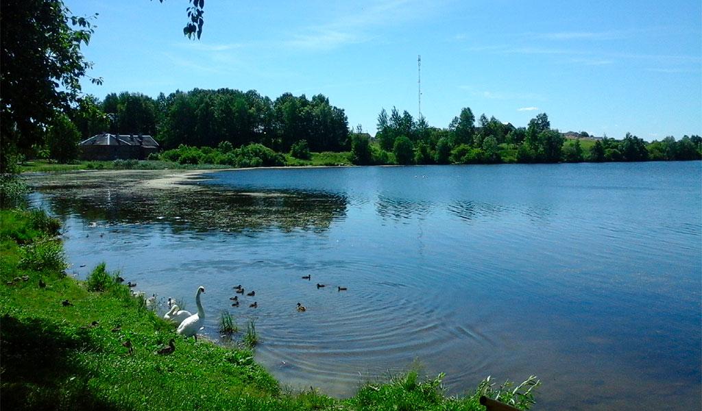 Смолинское озеро