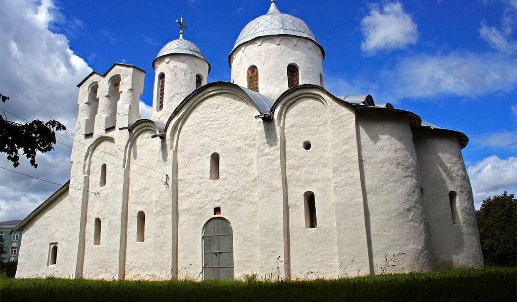 Собор Рождества Иоанна Предтечи Ивановского монастыря