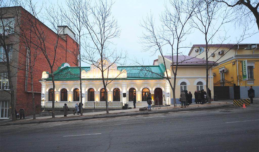 Владивостокская синагога