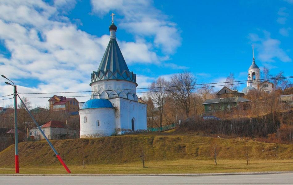 Церковь Косьмы и Демиана