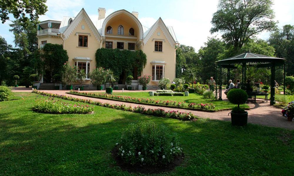 Дворец «Коттедж»