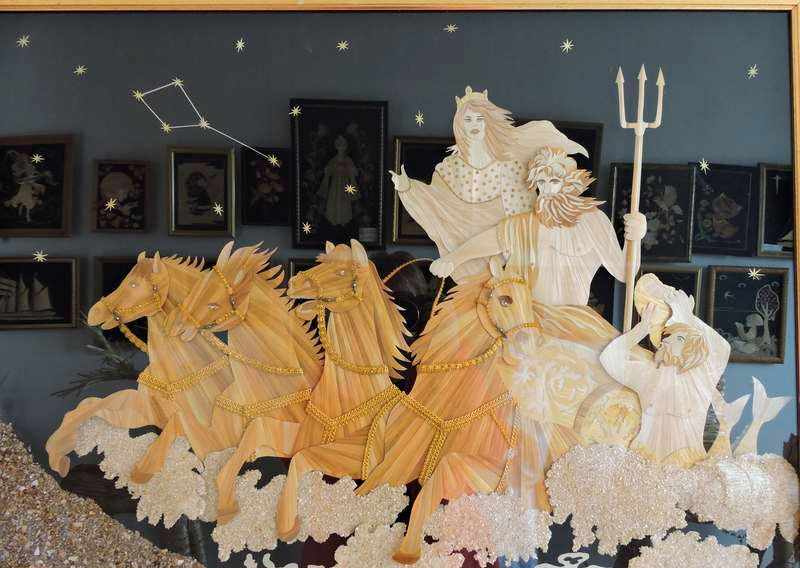Галерея Золотая Соломка в Марьиной Роще