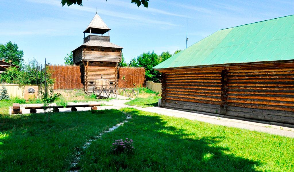 Историко-архитектурный комплекс «Симбирская засечная черта»