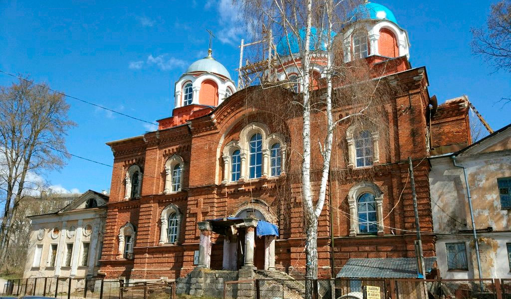 Казанский девичий монастырь