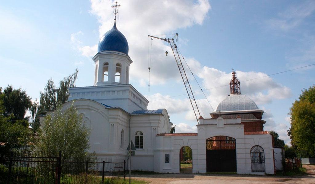 Лаврентьев монастырь