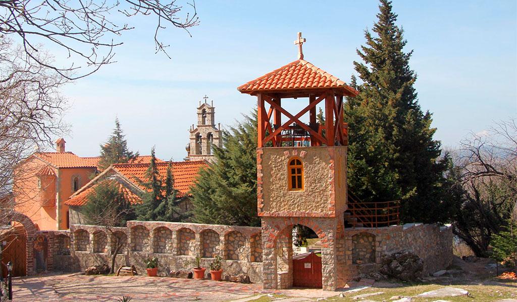 Монастырь Рустово