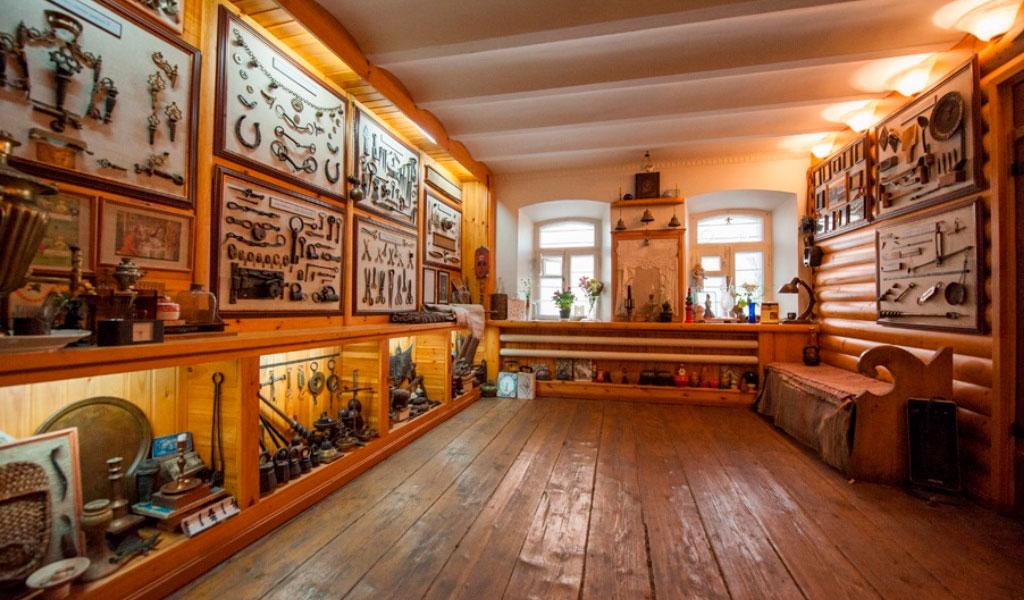 Музей ремесла, архитектуры и быта