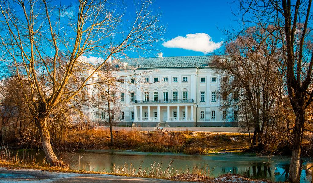 Музей-усадьба «Полотняный Завод»