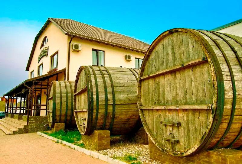 Музей виноградарства и виноделия