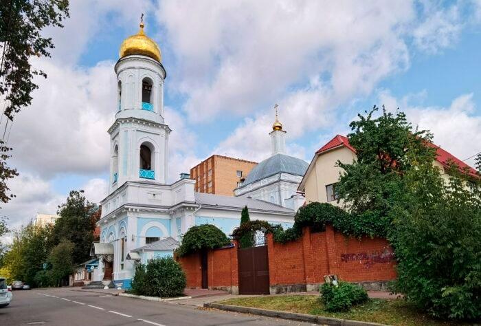 Николо-Козинская церковь