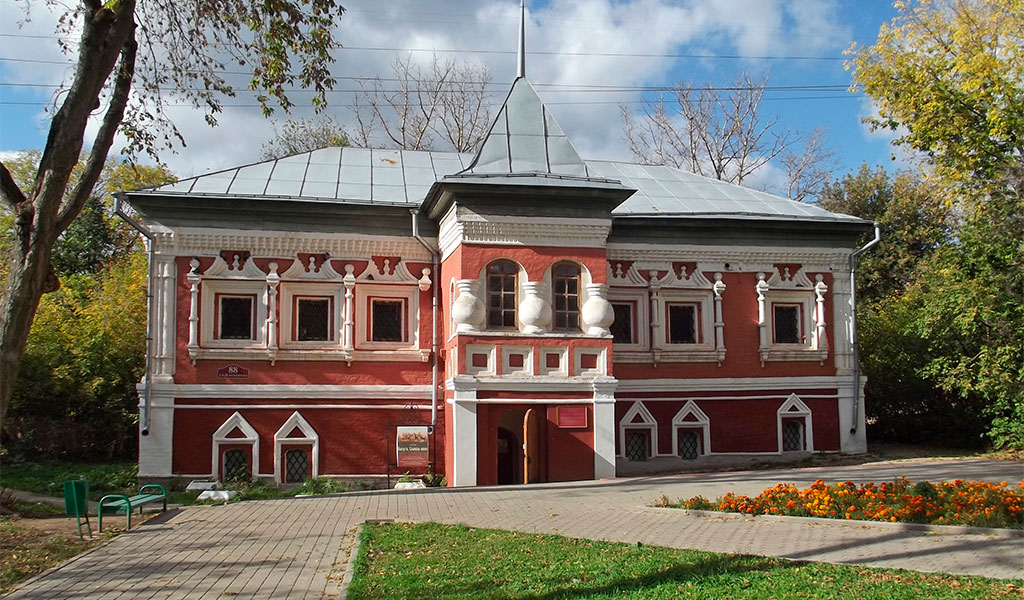 Палаты К. И. Коробова