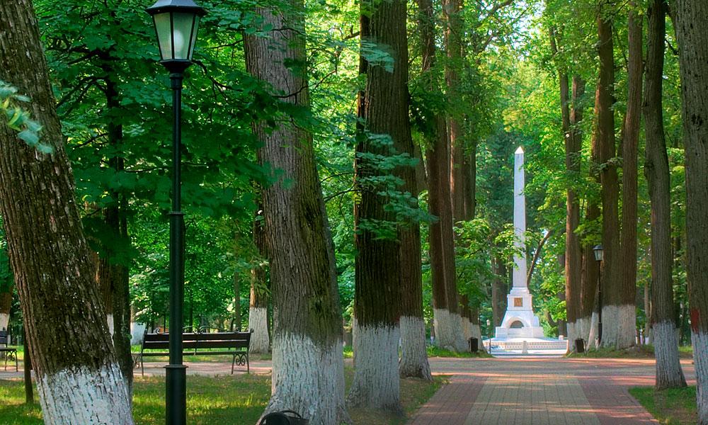 Парк имени К. Э. Циолковского