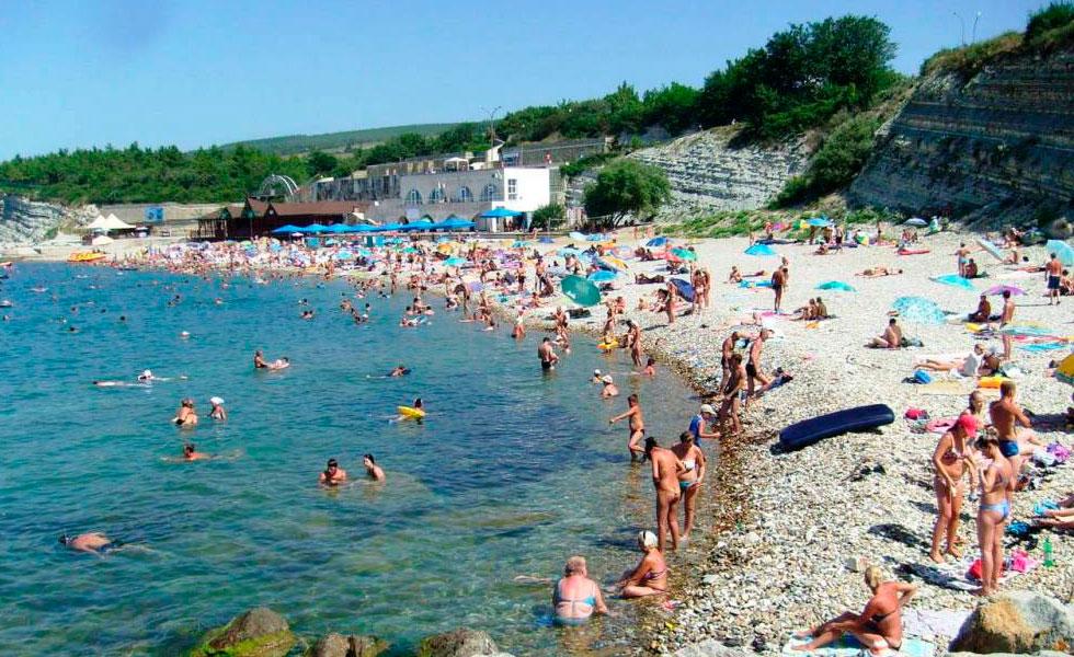 Пляж «Факел»