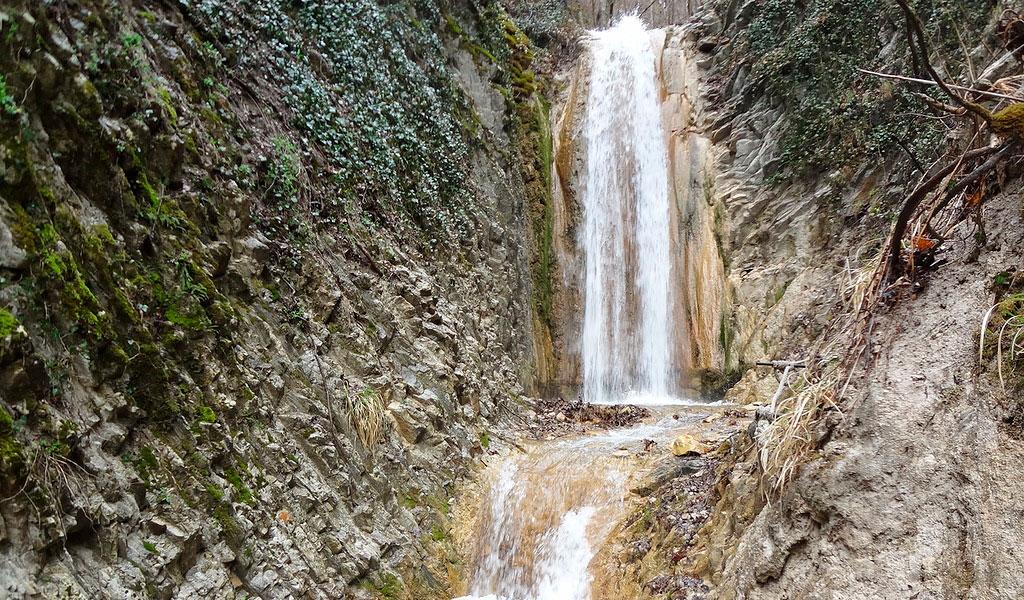 Серебряные водопады