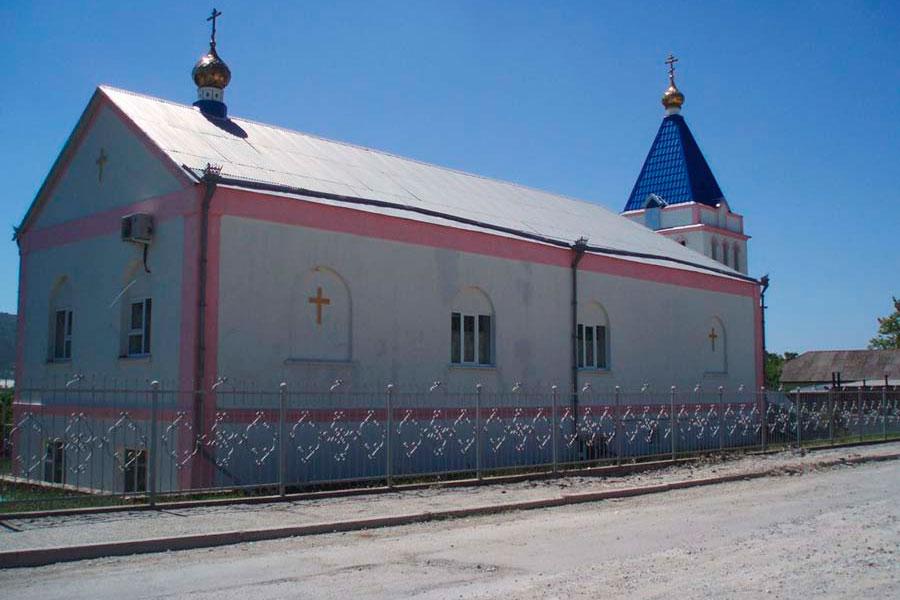 Свято-Пантелеймоновский храм