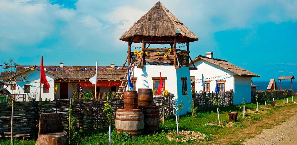 26 достопримечательностей Тамани, рекомендуемых к посещению