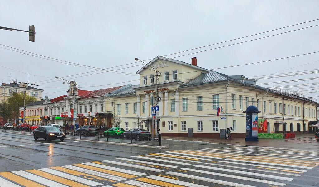 Калужский театр кукол