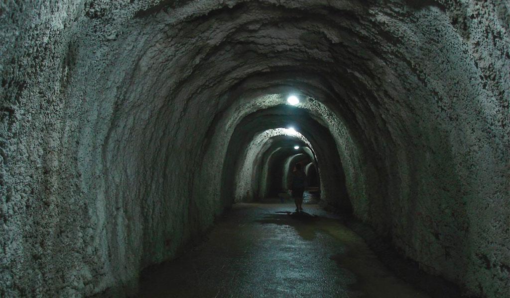 Туннель в Бечичи